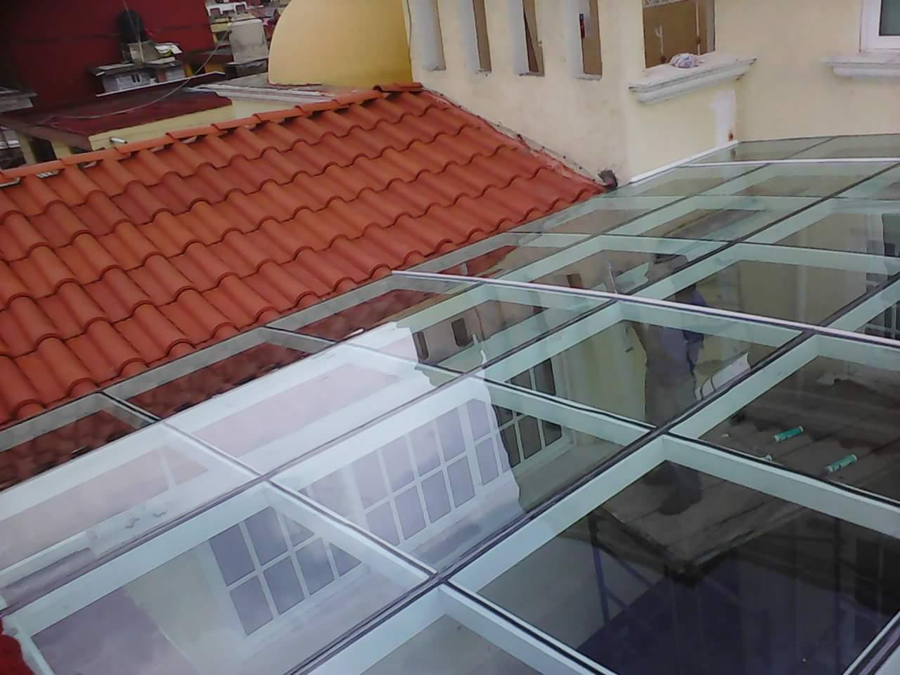 Puertas y ventanas en aluminio Toluca Metepec